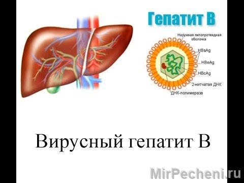 Вирусный гепатит B