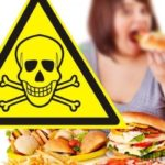 Вредные продукты питания для здоровья человека