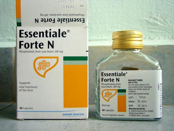 Эссенциале Форте N 5Н капсул